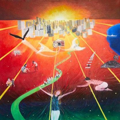 Dawning New Earth