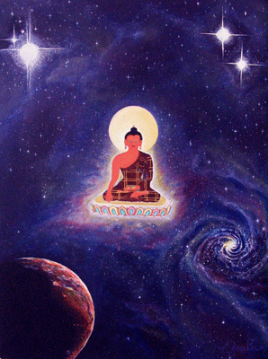 Universal Buddha